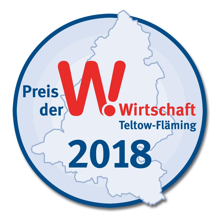Preis der Wirtschaft Teltow-Fläming 2018