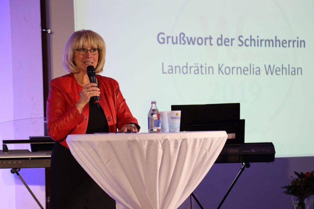 Landrätin Kornelia Wehlan