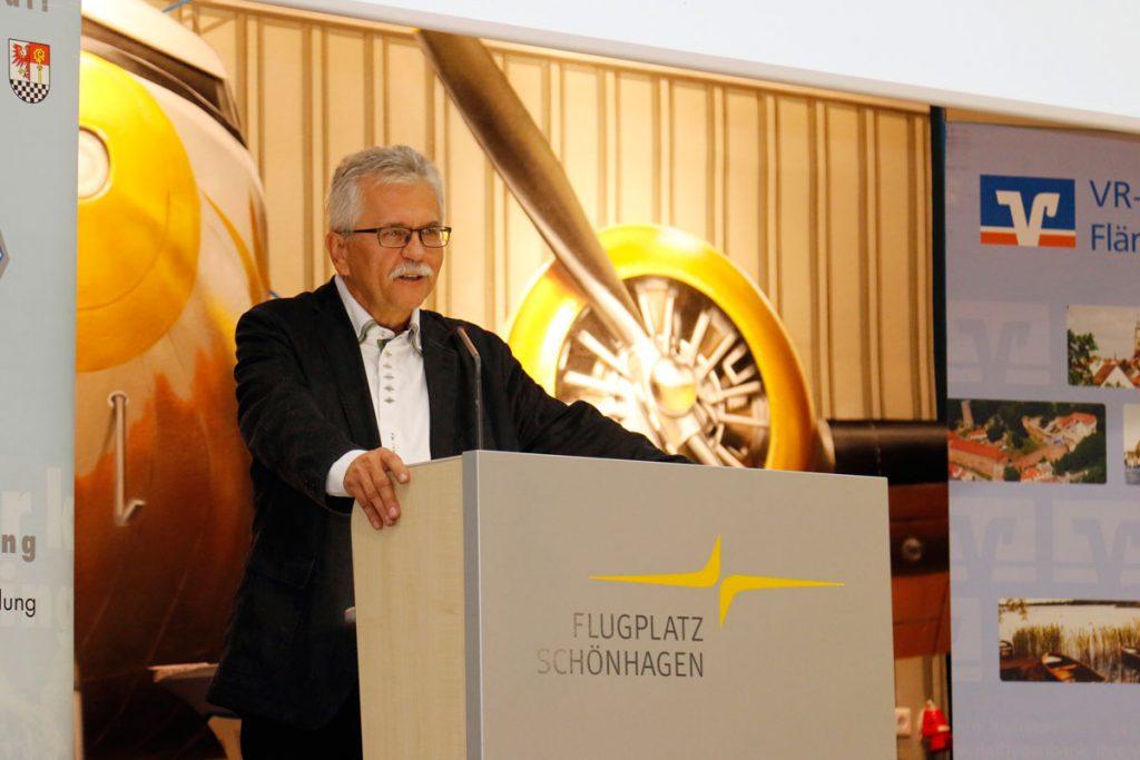 Impulsvortrag von Dr. Manfred Wäsche