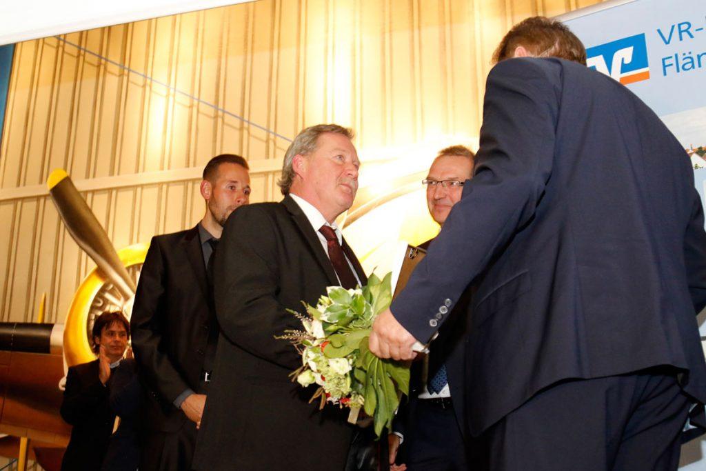 Ehrenurkunde der Jury für Randolf Kluge