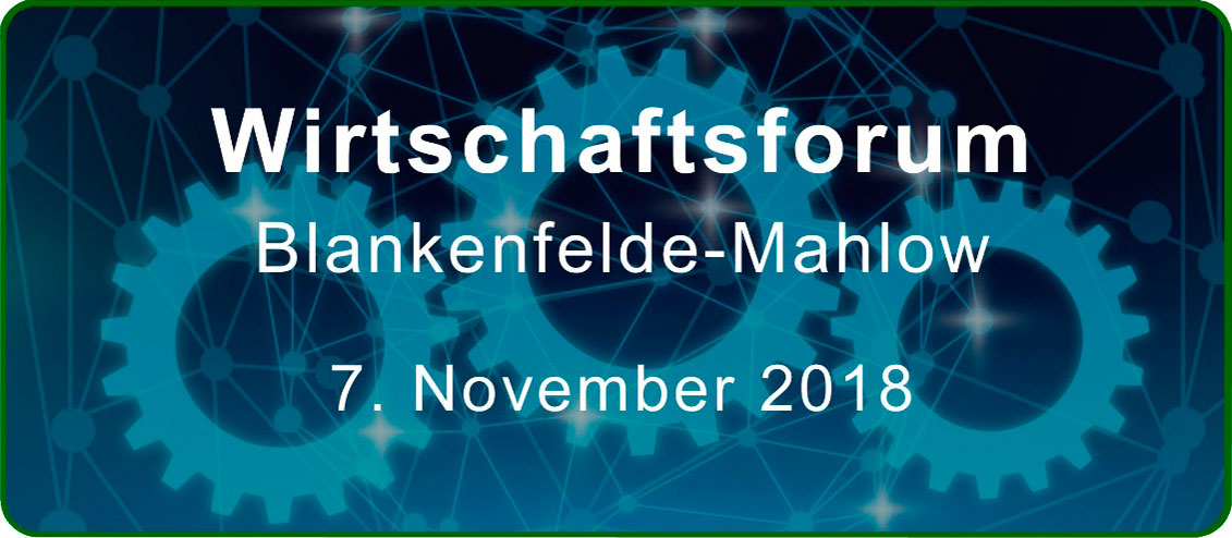 Wirtschaftsforum Blankenfelde-Mahlow