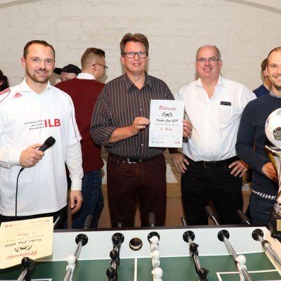 Platz 3 für die Mannschaft der Mittelbrandenburgischen Sparkasse
