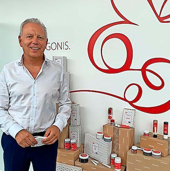 Christian Carlen ist Geschäftsführer der GONIS GmbH in Ludwigsfelde.