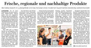 Artikel der Märkischen Allgemeinen vom 6. September 2021